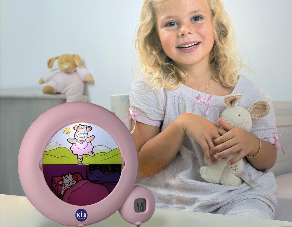 rosa Claessens Kids KSCLPN KidSleep Classic-Nachtlicht//Aufsteh-Anzeiger