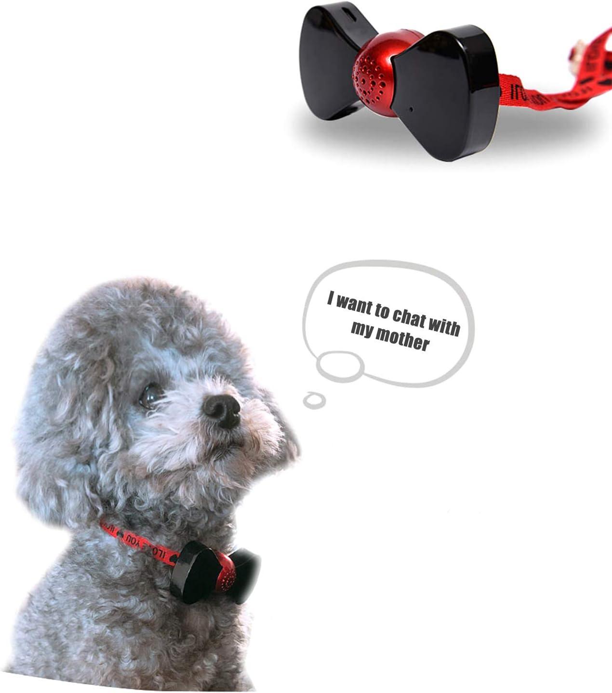 PURROMM Collar Inteligente para Perros El traductor canino traduce ...