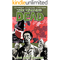 The Walking Dead Vol. 5: The Best Defense book cover