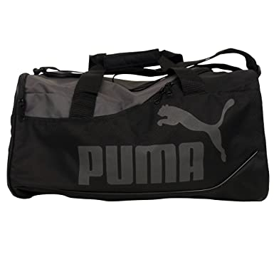 Mens Boys Puma Fundamentals Holdall Shoulder Sport Sports Gym Bag ... 0a795019319a9