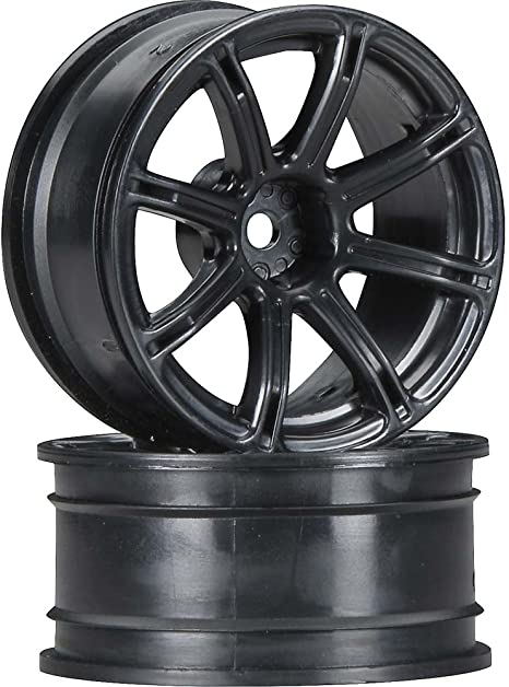 2 3307 travail Emotion Xc8 Roues 26 mm NOIR 6 mm Offset Hobby Products Intl