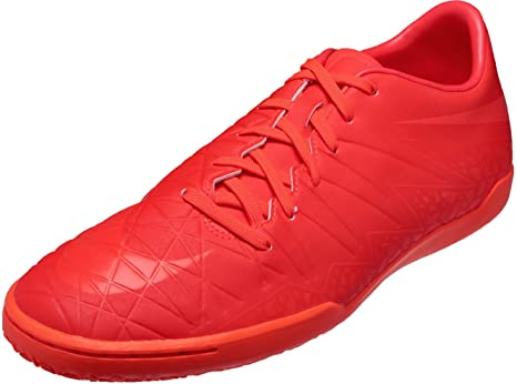 862af822ed0 Image Unavailable. Image not available for. Color  Nike Mens Hypervenom  Phelon II IC Indoor Soccer Shoe ...