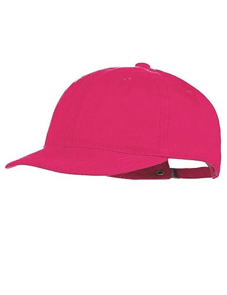 maximo Basecap, Einfarbig, Pink, Gorra para Niñas, Rosa, 55/57 (Talla del Fabricante:): Amazon.es: Ropa y accesorios