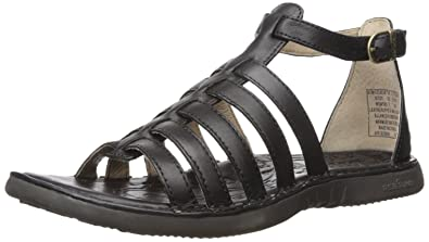 1395b47a2fb7 Bogs Women s Amma Gladiator Leather Sandal