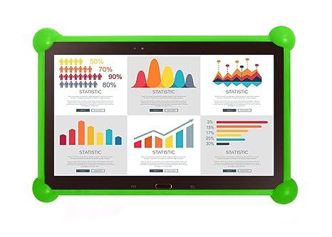 Antber Funda Tablet 10.1 Silicona Universal Valida para Todas Las Tablets de 10.1