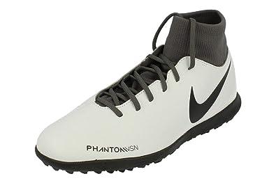 73261cb6b90 Nike Phantom VSN Club DF TF Mens Football Boots AO3273 Soccer Cleats (UK  6.5 US
