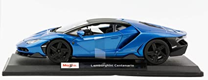 Amazon Com Maisto Lamborghini Centenario 1 18 Model Car Special
