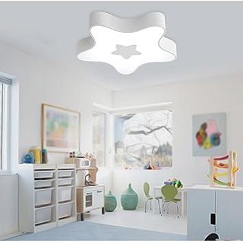 MOMO Deckenleuchte Kinderzimmer Lichter Moderne Cartoon Wolken ...