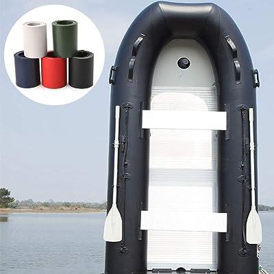 2Pcs Waterproof PVC Inflatable Boat Dinghy Kayak Raft Canoe Repair Patch Kit