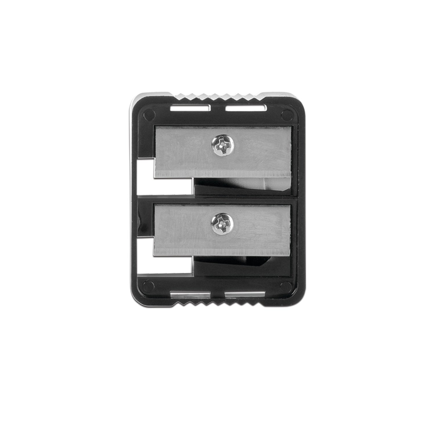 wet n wild Dual Pencil Sharpener, 1 Count Markwins Beauty Products 770B