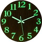 Amazon com: RuiyiF Kitchen Alarm Wall Clocks Battery