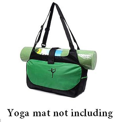 Amazon.com : Brave Rosemary Multi-Function Yoga Backpack ...