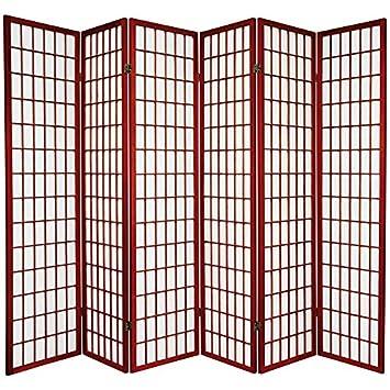 Oriental Mobel Asiatischen Dekor Druckknopfstiel Fenster Scheibe