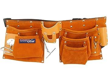 Extol Premium Werkzeug Ledergurt, 420