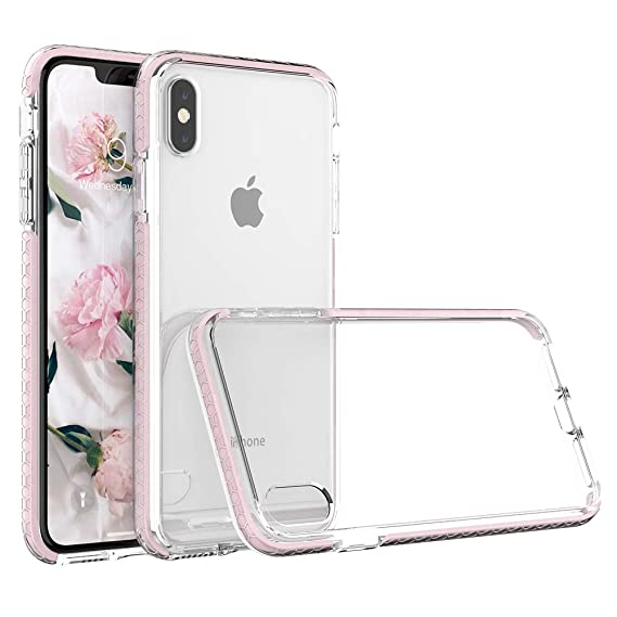transparent iphone xs case