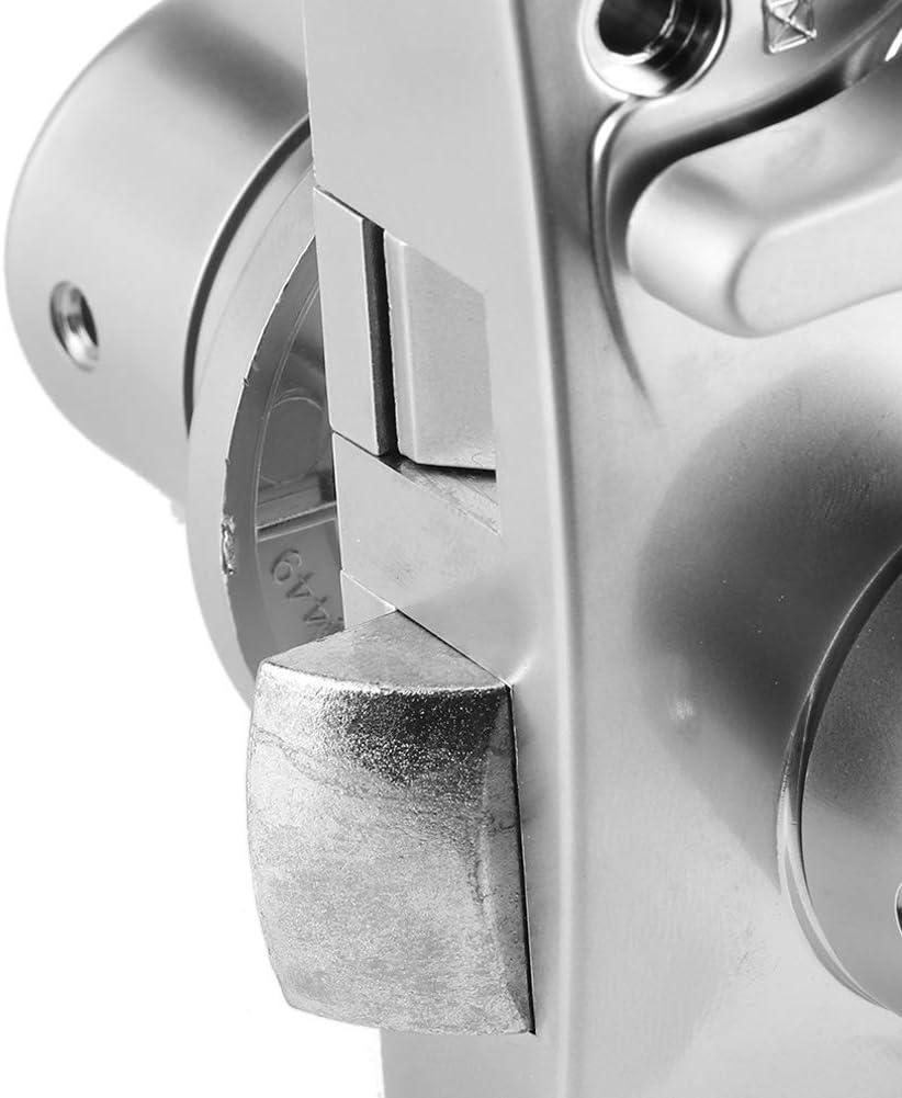 juego de cerradura de palanca para puerta de inodoro cerradura de acero inoxidable cromado pulido para caravana Cerradura y palanca con indicador de privacidad C3FN yate perilla de manija de ba/ño