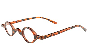 746120ac3fff Agstum Designer Cute Readers Small Round Vintage Reading Glasses 30mm  (+2.50