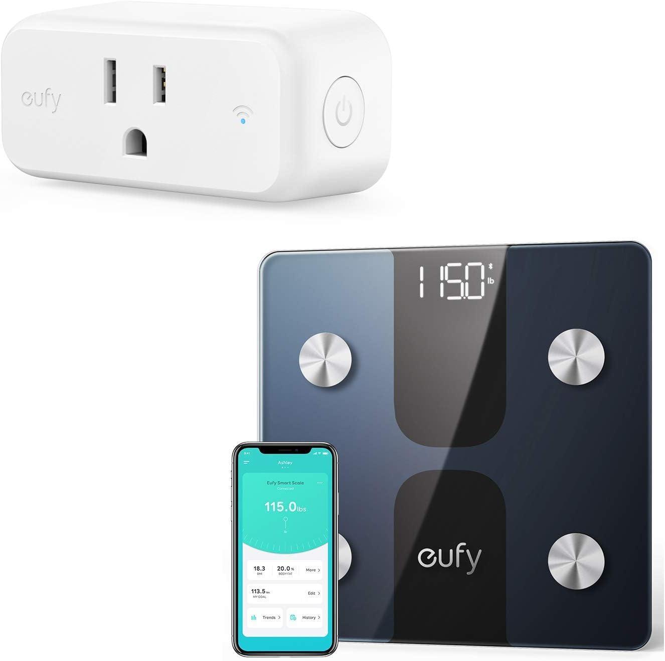 eufy Smart Scale C1 | eufy by Anker, Smart Plug Mini
