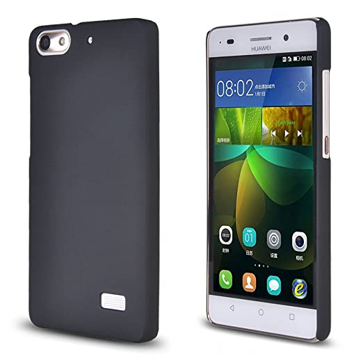 46 opinioni per UKDANDANWEI Huawei G Play Mini Caso- SUPER SLIM + SF COATED Premium Hard Case