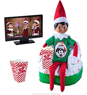 7a23bcf1c The Elf on the Shelf Claus Couture Collection Exclusive Merry Movie Night