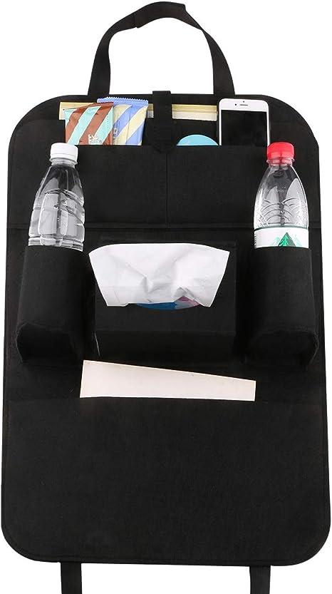 universali. 2 tasche portaoggetti per il sedile dellauto