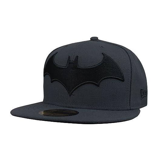 9493a05b01b Batman Hush Symbol 59Fifty Hat at Amazon Men s Clothing store