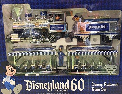 Diamond Anniversary Edition Game (Disneyland 60th Anniversary Diamond Celebration Disneyland Railroad Train Set - Limited Edition)