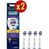 Oral-B 3D White Diş Fırçası Yedek Başlığı, 8 adet