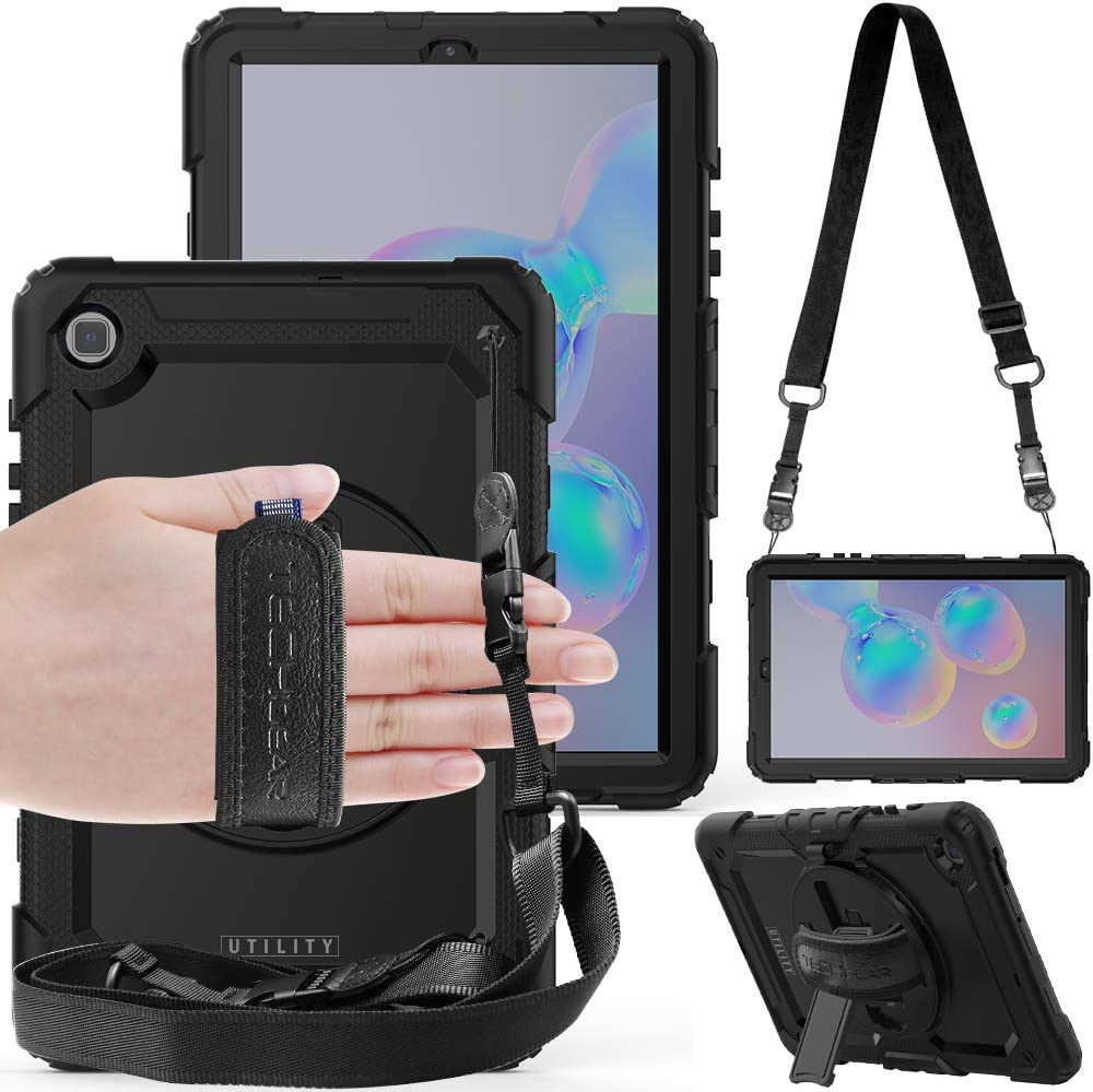 Techgear Utility Strap Case For Samsung Galaxy Tab S6 Computers Accessories