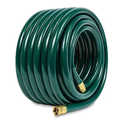 Bon Amazon.com: Gilmour 843751 1001 Flexogen Heavy Duty Watering Garden Hose  3/4in X 75 Feet, Green: Garden U0026 Outdoor