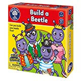 Orchard Toys Build a Beetle - Travel-Sized Matching and Memory Game - Learning Made Fun - Perfect for Home Learning
