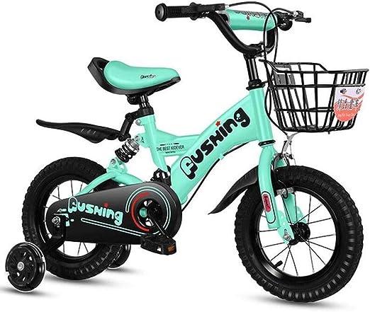 Oanzryybz Bicicleta Niños, niño Bici de la Vespa de 2-11 años ...