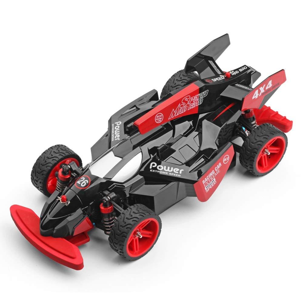 40% de descuento 3-battery Pinjeer 45 km h F1 Fórmula de Coche de de de Control Remoto Tracción en Las Cuatro Ruedas Cochega de Alta Velocidad Drift Racing Boy Niños Off-Road Coche de Juguete Regalos para niños Mayores de 8 años  caliente