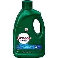 Cascade Detergente de gel completo para lavavajillas, aroma fresco Dawn – 4,39 kg x 2 unidades