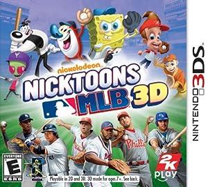 Nicktoons MLB 3D - Nintendo 3DS