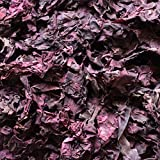 Organic Dulse, Whole, Naturally Harvested, Bay of Fundy, Non-GMO, Vegan (4 Ounces, 113 Grams)