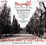 Mozart, Beethoven: Wind Quintets by Helicon Winds