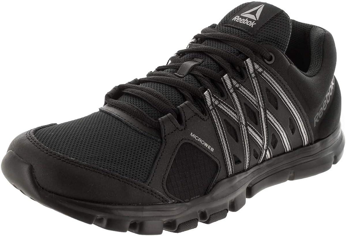 Reebok Mens Yourflex Train 8.0 LMT Training Shoe