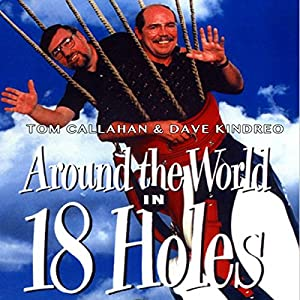 Around the World in Eighteen Holes Audiobook