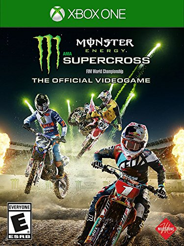 Monster Energy Supercross: The Official Videogame - Xbox One by Milestone