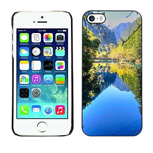 Premio Sottile Slim Cassa Custodia Case Cover Shell // F00004691 Sichuan Chine // Apple iPhone 5 5S 5G