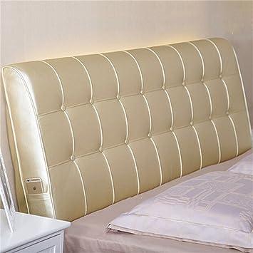 Schön Bedside Rückenlehne Europäische Moderne Minimalistische Bedside Soft Paket  Bedside Kissen Leder Bett Rückenlehne Durch Das
