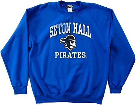 SDI NCAA Unisex NCAA 50//50 Blended 8 oz Crewneck Sweatshirt