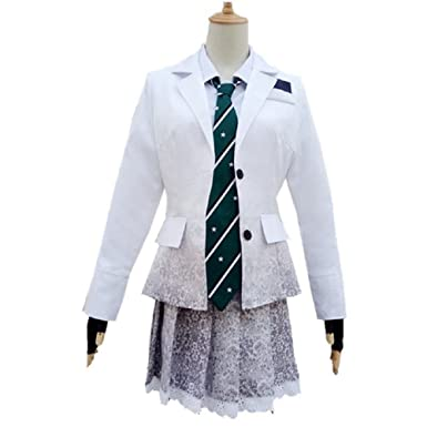 Cosfunmax Pubg Cosplay Costume Winner Winner Chicken Dinner Jacket Skirt School Uniform Set Female Xs