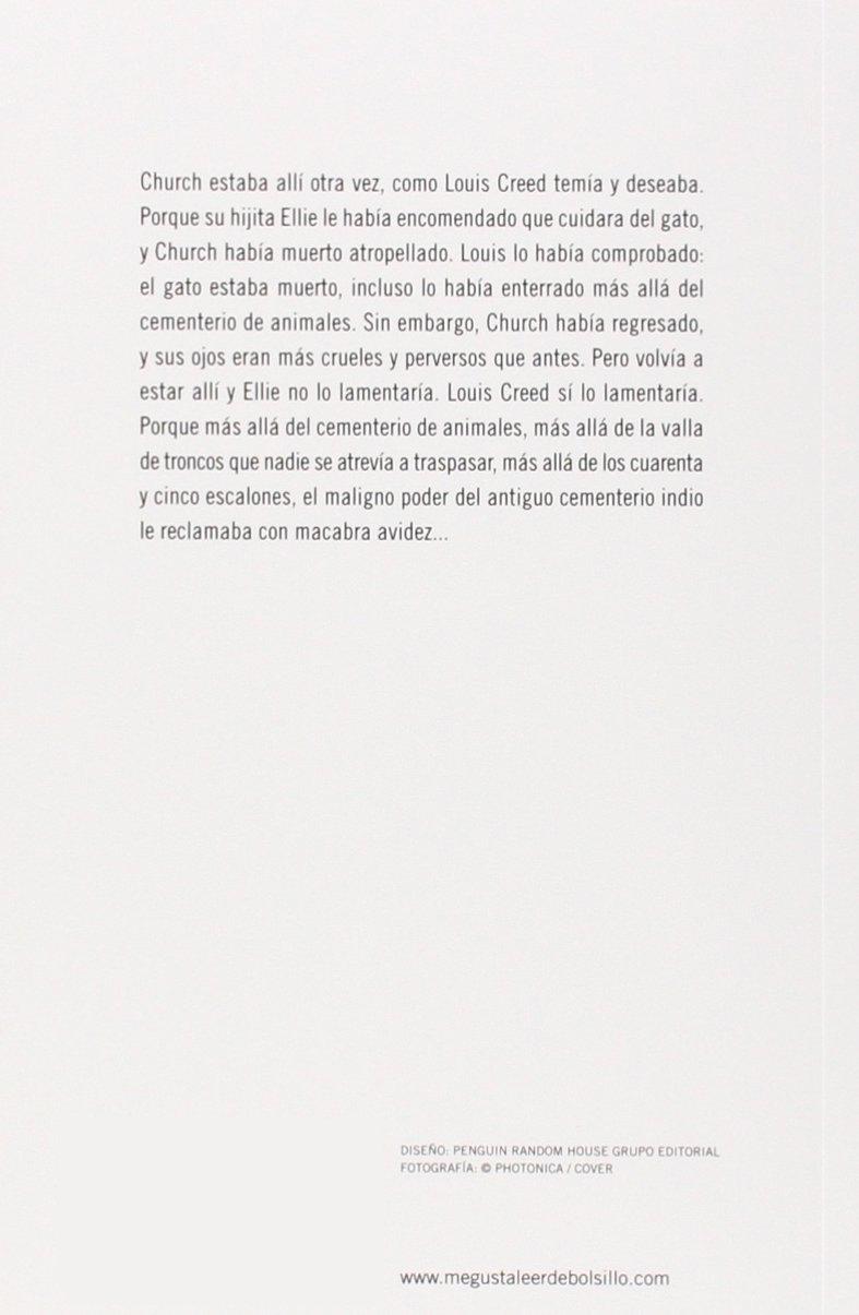 Cementerio De Animales/pet Cemetary (Best Seller) (Spanish Edition): Stephen King: 9788497930994: Amazon.com: Books