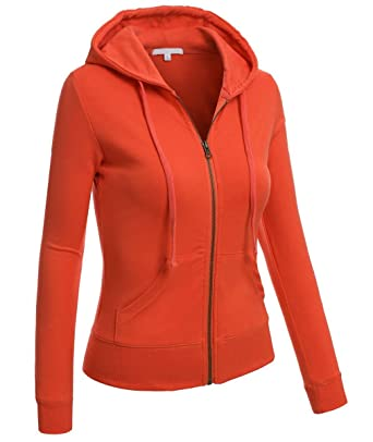 Image Unavailable. Image not available for. Color  Active Basic Women s  Basic Zip Up Hoodie ... 4eb64702ee
