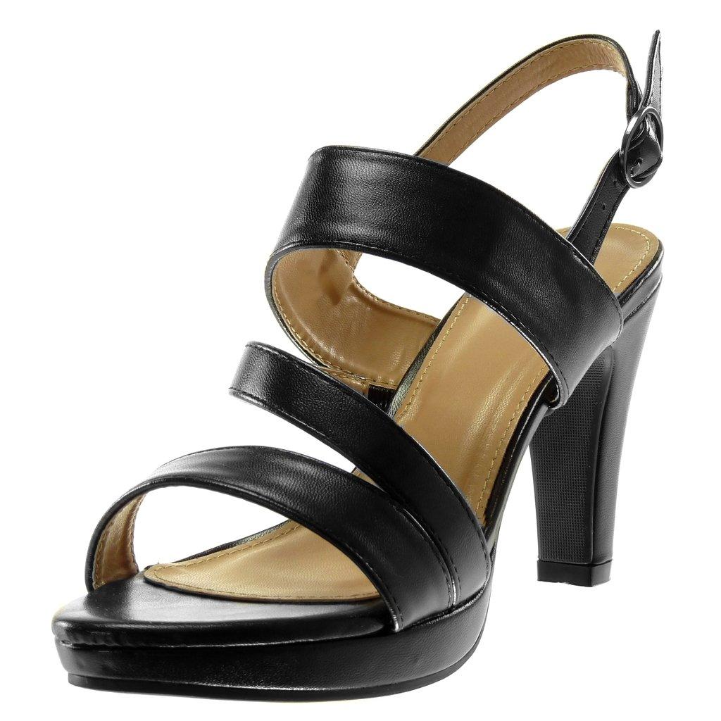 Angkorly Noir Chaussure Mode Sandale B017UOGRPK Mode Mule Plateforme Lanière Cheville Femme Lanière Talon Haut Bloc 10 cm Noir 6e7b0a3 - therethere.space