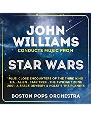 John Williams Conducts Music From Star Wars [2CD]