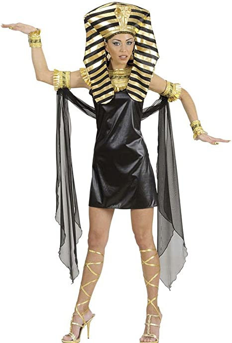Disfraz de Cleopatra egipcia conjunto de vestuario Faraón completo ...