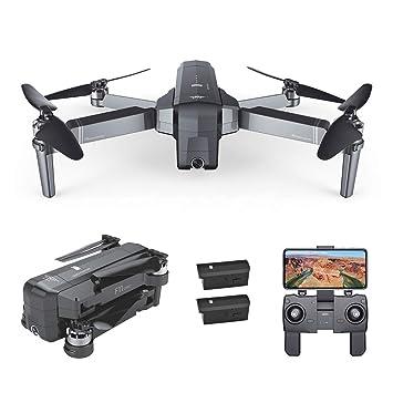 Goolsky- SJRC F11 Pro 5G WiFi FPV GPS Drone RC sin Escobillas con ...